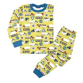LONG SLEEVE SET 4T TO 10T - Stop One Way