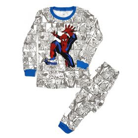 LONG SLEEVE SET 4T - 10T - Spiderman Comic