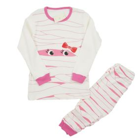 PIYAMA ANAK LENGAN PANJANG 4T - 10T - Pink Mummy