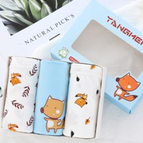 BOXER ANAK LAKI-LAKI / BOY BOXER (3 PCS/SET) - FOX