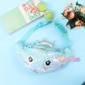 WAIST BAG SEQUIN ANIMAL STARFIVE - MERMAID TOSCA