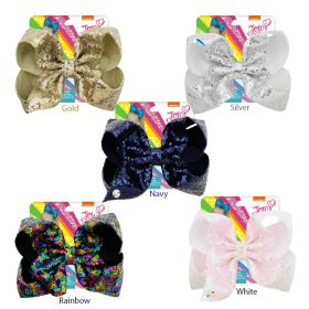 Jojo Siwa Big Bow Sequin Hair Clip