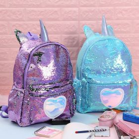 TAS RANSEL BACKPACK ANAK UNICORN HEART LARGE