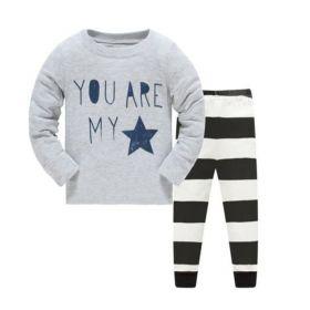 PIYAMA ANAK LENGAN PANJANG 2T - 7T - You are My Star
